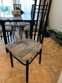 Free second hand table - pick up only