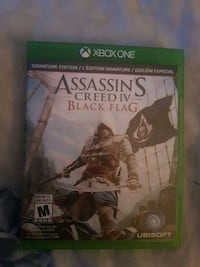 Xbox One Assassin's Creed IV Black Flag case Welland, L3C 3C9