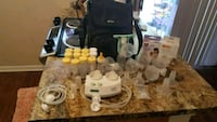 Double Electric Breast Pump and accessories  Longview, 75604