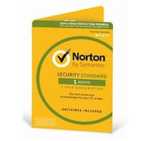 Norton Security  Standard 3.0 with CD (mobile device compatible) Toronto