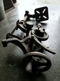 Vintage drill press Edmonton, T5T 6E2