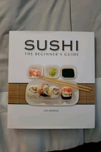 SUSHI HOW-TO BOOK Arlington, 22204