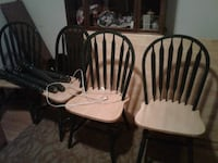Farm table with chairs Glenmont, 12077