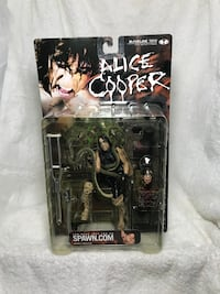 McFarlane Toys Alice Cooper Super Stage Action Figures (Sp-2)