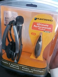 Plantronics AUDIO 400 DSP Foldable USB Headset W/Mic