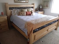 Best King Bed Set you will find! Huntington Beach