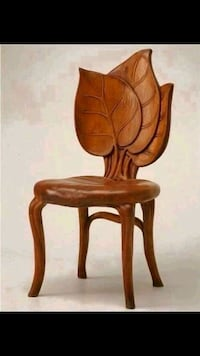 brown wooden table with chair Mumbai, 400066