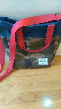 Herschel army satchel selling for cheap Richmond Hill, L4C