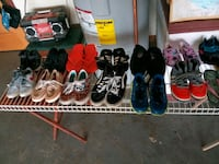 assorted pairs of shoes and sandals Deltona, 32725