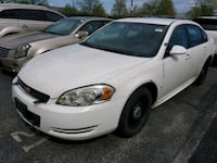 2009 Chevrolet Impala ex Police 120k Mikes Bowie