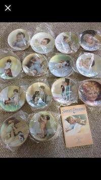 Collector's Vintage Plates Lot