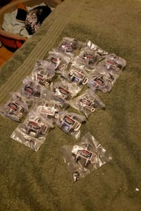 2 way cable splitters 3 bucks a piece or $30 and you can have all 15 Toronto, M1K 4E1
