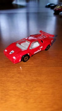 red and white car scale model Poughkeepsie, 12603