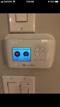 Ecobee smart WiFi Thermostat  Vaughan, L6A 0Y6