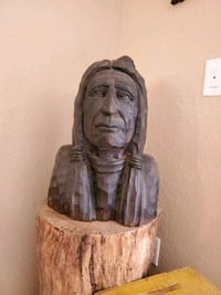 Solid wood Indian head Dade City, 33525