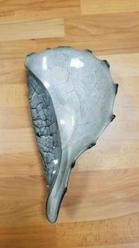 Shell shaped decorative glass piece Potomac, 20854