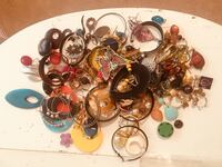 Parts and beads for crafts and jewelry  Bakersfield, 93308