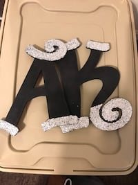 Sparkly Letters  441 mi
