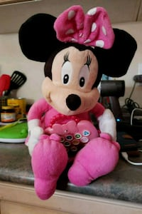 Minnie mouse talking toy 550 km