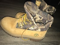 timberlands size 6  Calgary, T2Z 3S2
