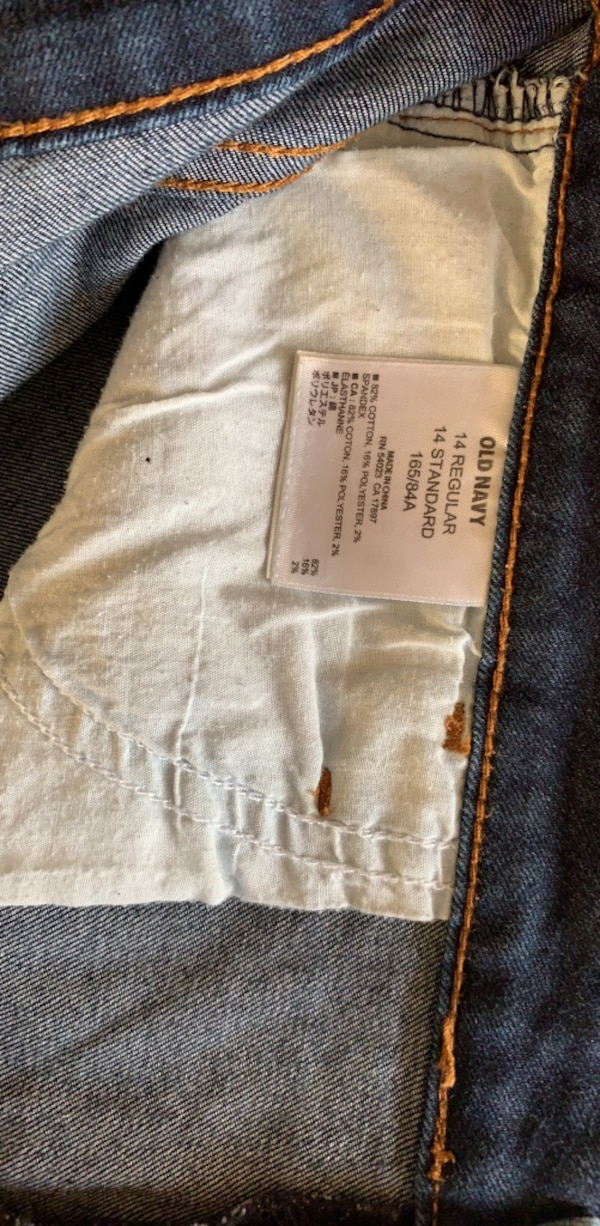 179bc4c586 Used Old Navy Rockstar Skinny Jeans for sale in Murfreesboro - letgo