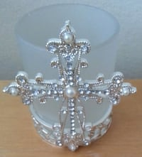 Silver Plated Candle Holder  Mississauga, L5N 2X2