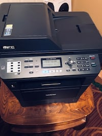 Brother multi function laser printer mfc8810dw home/office use