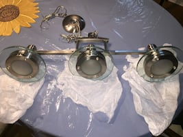 3 light hanging fixture