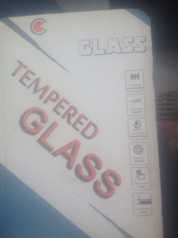 Tempered glass protection