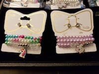 Girls cute bracelets  sets Winchester