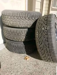 Winter Tires 205/70/r15