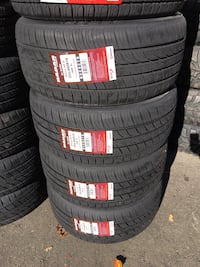 235/50R19 SET OF 4 TIRES ON SALE WE CARRY ALL MAJOR BRAND AND SIZE WE FINANCE NO CREDIT NEEDED  Concord, 94520