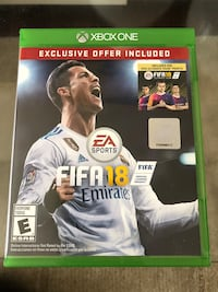FIFA 18 and HALO 5 for Xbox Oxon Hill, 20745