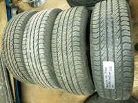 am selling four brand new 225/70R16 GENERAL tires  Port Coquitlam, V3C