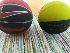 Basketball Nike Domination and Wilson ..