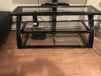 rectangular black framed glass pet tank Edmonton, T6V 0K4