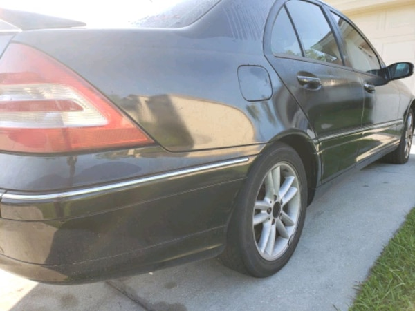 Mercedes C240 AS IS MAKE OFFER