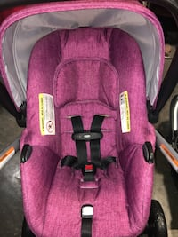 Evenflo Litemax 35 car seat and base
