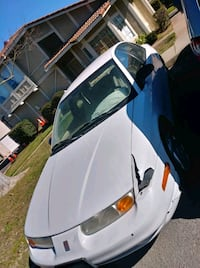 1998 Saturn S-Series AUTOMATIC