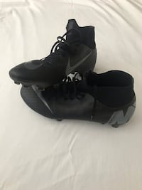 All Black Nike Mercurial Superfly 6 Pro FG Soccer Cleats Surrey, V4N 5N5