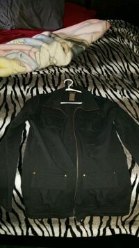 Baby okay black sweater jacket  Mississauga, L5B 4E7