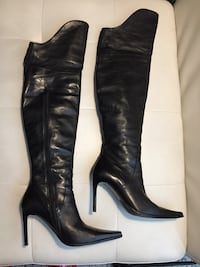 Brazilian leather boots Toronto, M2J 1L2