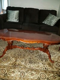 coffee table and 2 end tables italian furniture Whitchurch-Stouffville