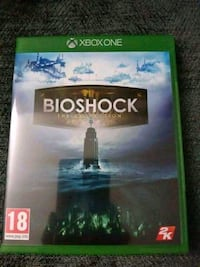 Xbox one bioshock collection