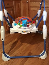 Fisher Price Deluxe Jumperoo Burke