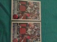 SHAQUILLE O NEAL  basketball trading cards Whittier, 90601