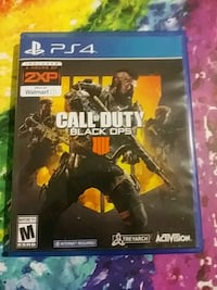 PS4 COD Black Ops 4 Hagerstown, 21740