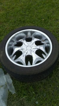 22 in 5 lug universal rims