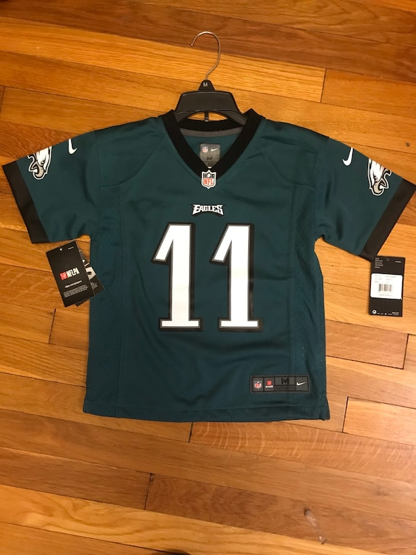 brand new ac66c 223bd Brand new Wentz Philadelphia Eagles Kids Jerseys