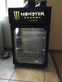 black and blue and white commercial refrigerator Thousand Oaks, 91361